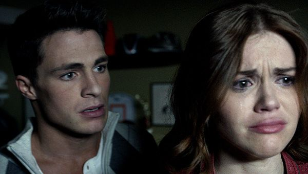 Jackson accuses Lydia of altering the footage from Matt's camera. Photo by MTV