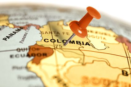 The key drug war country of Colombia is legalizing cannabis for medical use.
