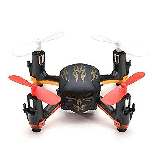 Sysama Gw008 24g 4ch Headless Quadrocopter Rtf Nano Drone Mini