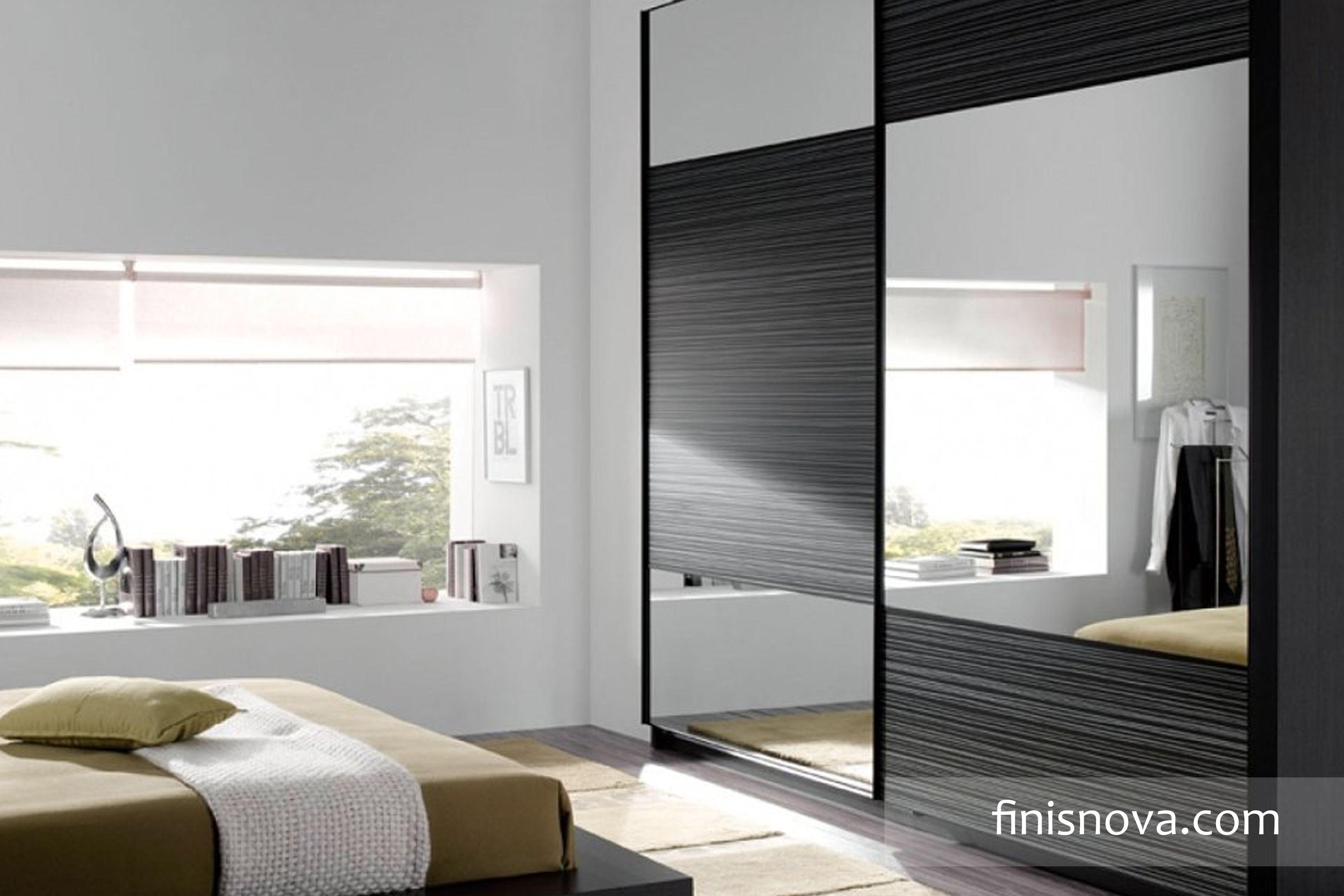 Decora Utilizando Espejos Grandes En Tu Habitaci N Proporcionaras  ~ Vestidores En Habitaciones Pequeñas