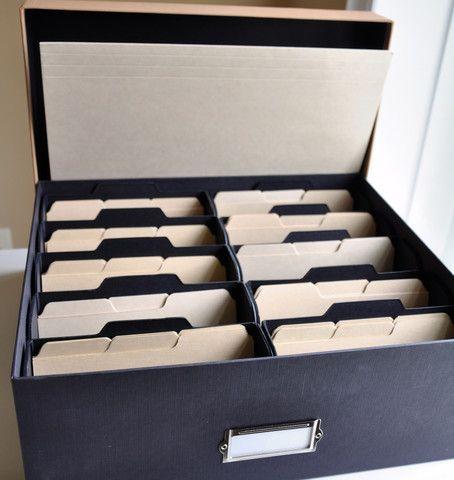 Appo Large Legacy Box Inside Photo Box Storage Photo
