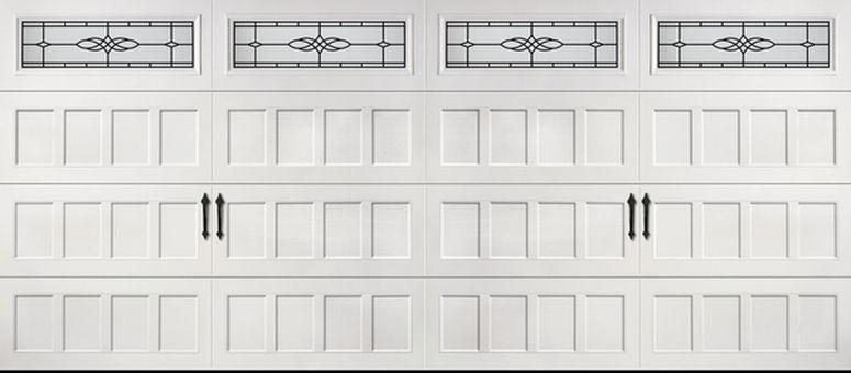 Amarr Oak Summit Recessed Panel Victorian Re54 16x7 Buy A Garage Oak Commercial Garage Doors