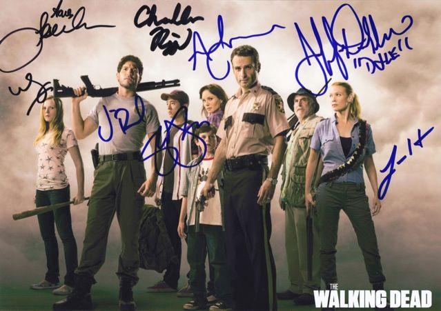 walking dead cast photos season 4 | THE Walking Dead Season ...