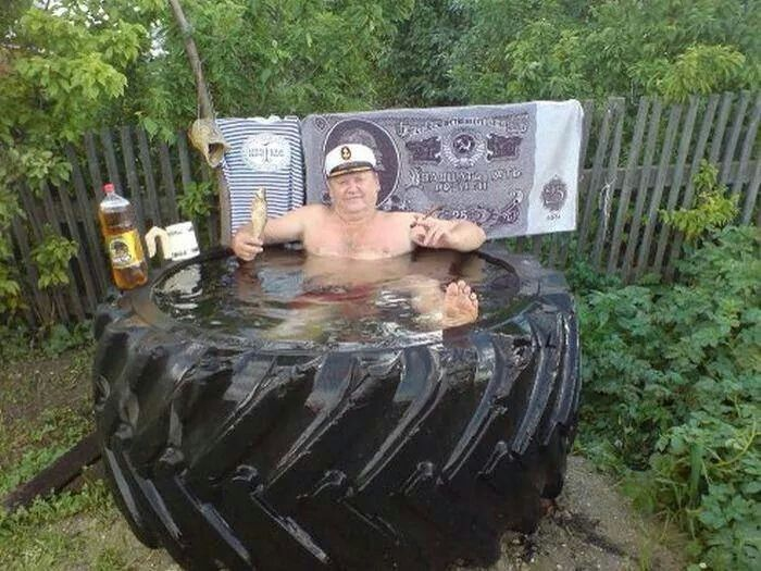 Hillbilly Hot Tub Funny Pictures Hillbilly Hot Tub Hot Tub
