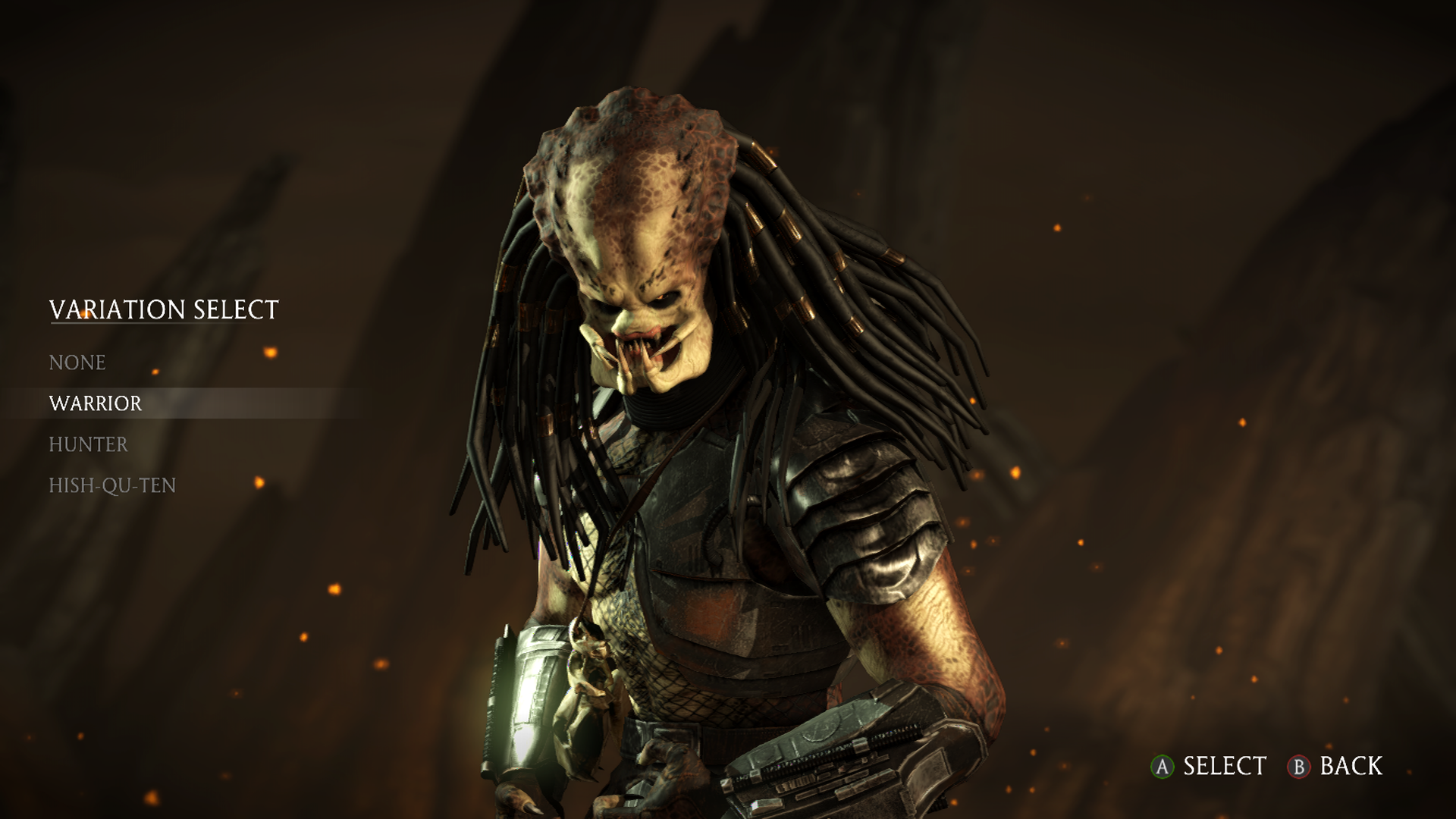 Mortal Kombat X Leak Reveals Predator Gameplay And More Gamespot