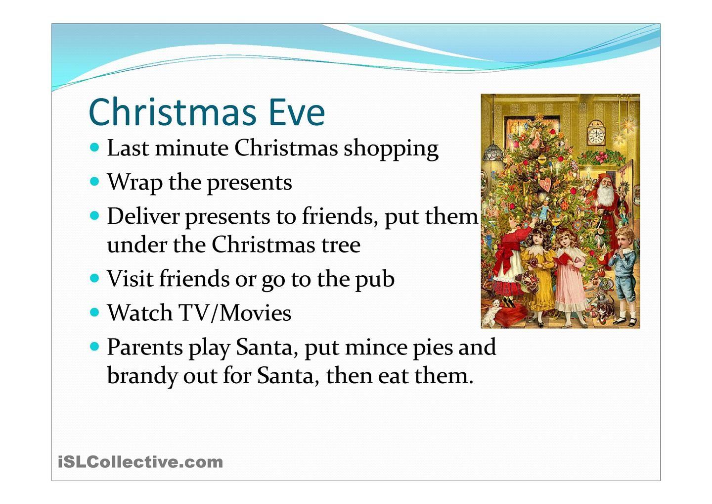 Uk Christmas Traditions