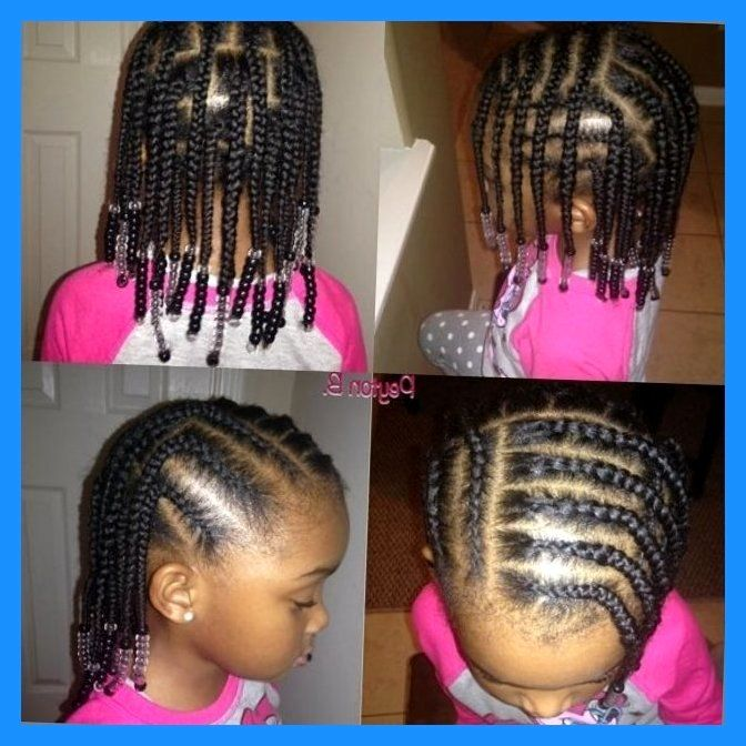 Superb 1000 Images About Jaylee39S Hair On Pinterest Black Kids Hairstyles For Women Draintrainus