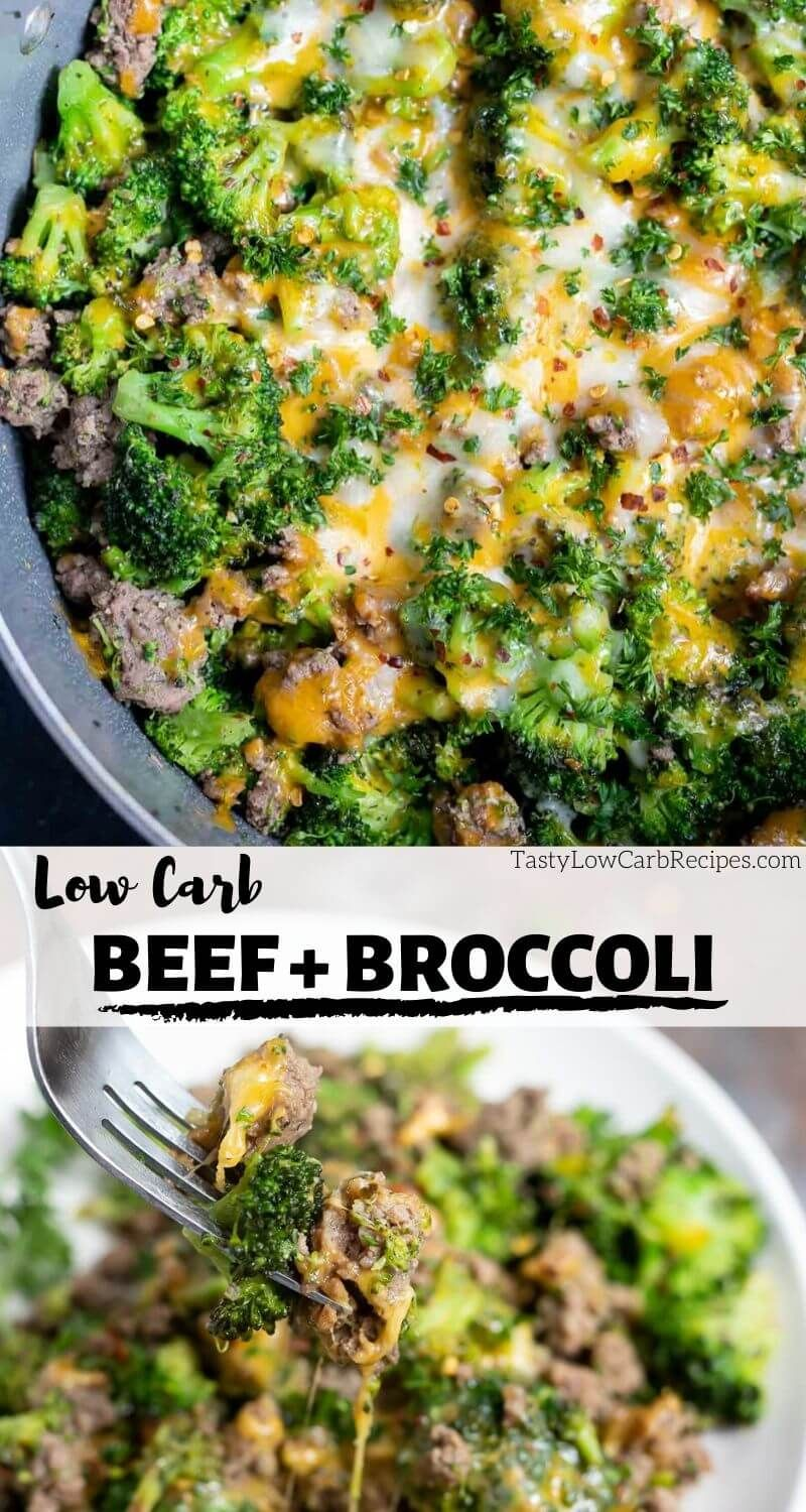 Low Carb Ground Beef And Broccoli Tasty Low Carb Recipes Recipe In 2020 Beef And Mushroom Recipe Beef Casserole Recipes Beef Recipes For Dinner