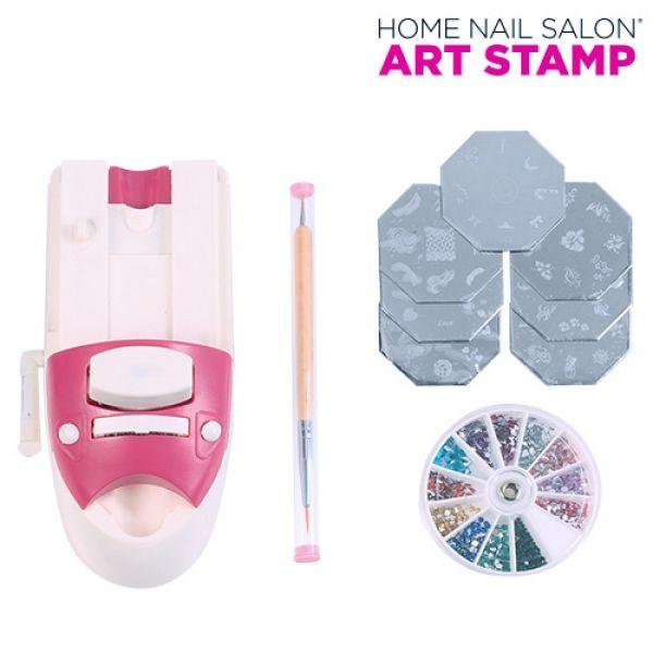 Art Stamp Nail Stamping Machine   Mani Pedi Magic   Pinterest ...