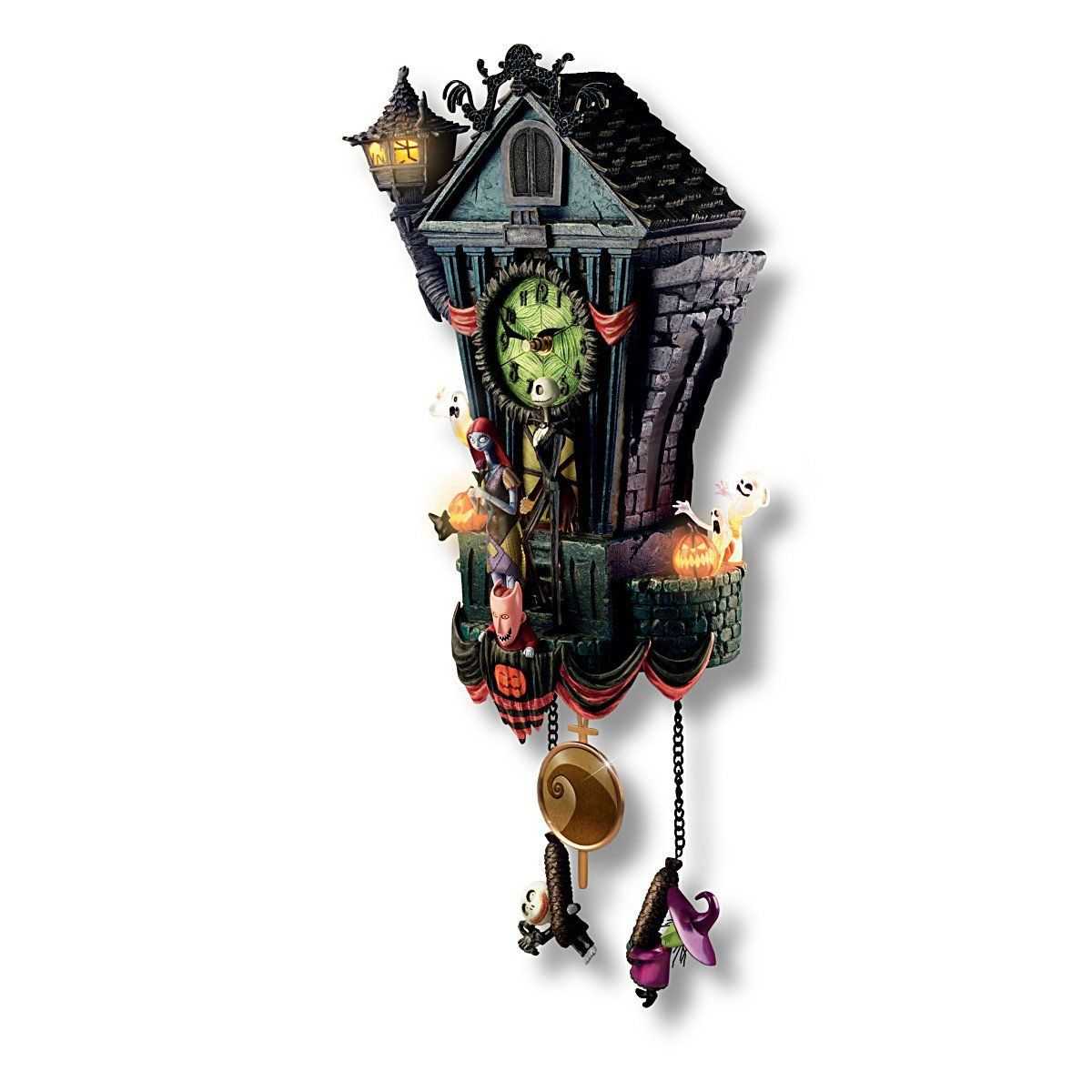 Nightmare Before Christmas Cuckoo Clock: Your Home Will Never Feel ...