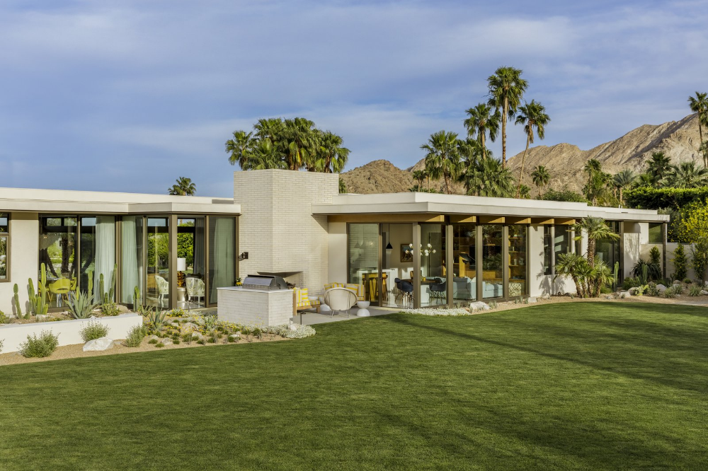 Photo 17 Of 20 In Thunderbird Heights Residence By Stuart Silk Mid Century House Architect Rancho Mirage