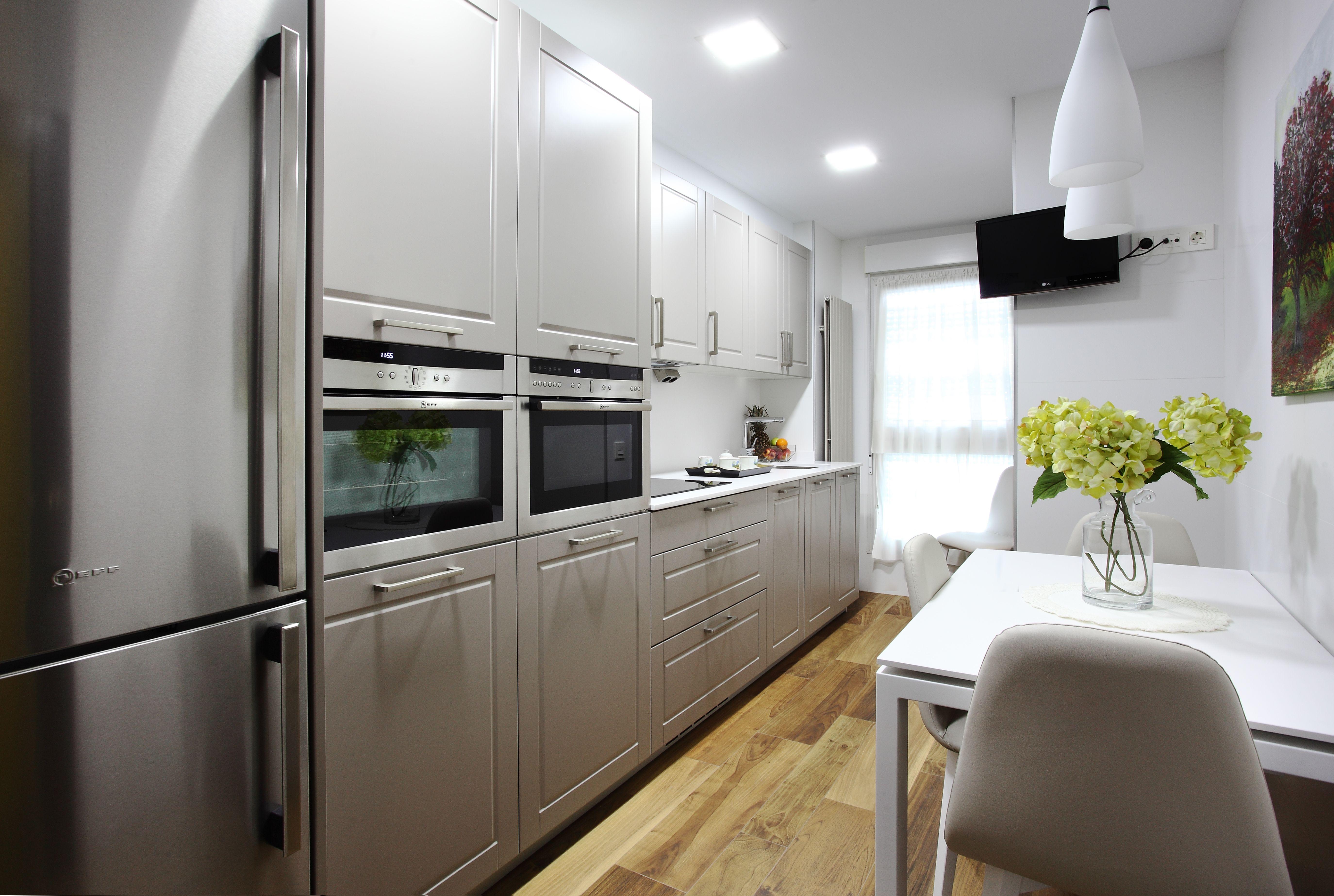 Proyecto completo de reforma cocina oviedo dise o cocina for Decoracion oviedo