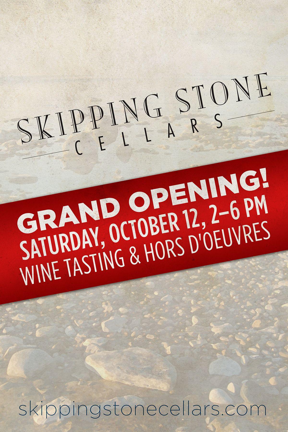 Leelanau Peninsula Winery Grand Opening Skipping Stone Cellars In Suttons Bay Michigan Winery Winetasting Traversecity Leelanau Suttons Bay Grand Opening
