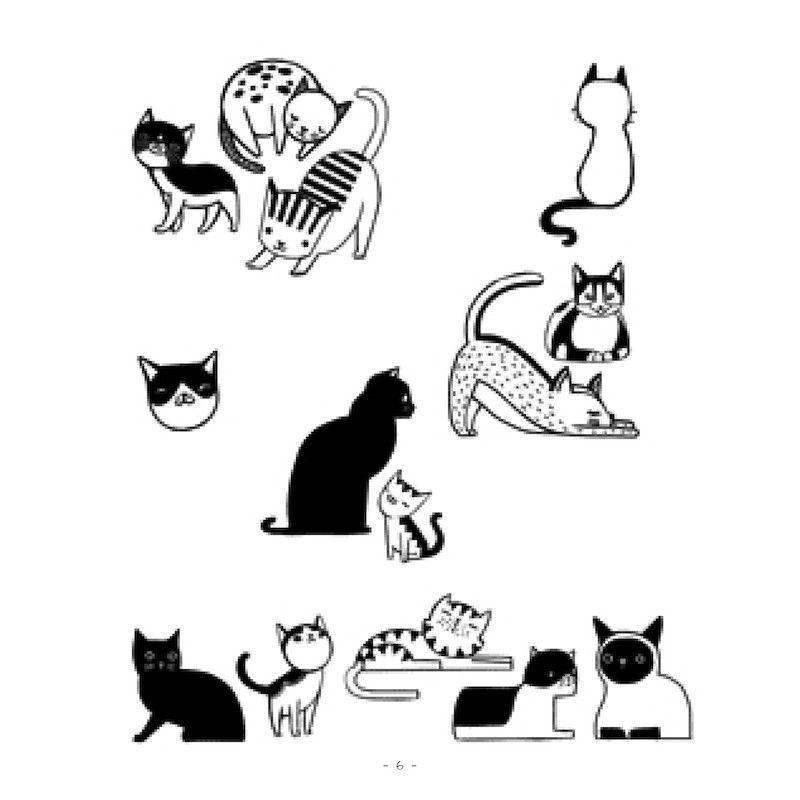 20 modi per disegnare un gatto e altri 44 simpatici for Disegnare progetti