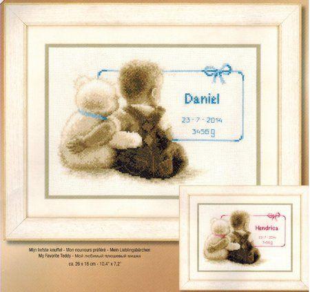 Babies - Cross Stitch Patterns & Kits (Page 2) - 123Stitch