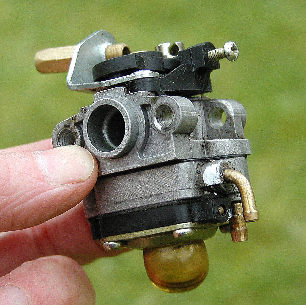 String Trimmer Won't Work - 2-Stroke Engine and Carburetor