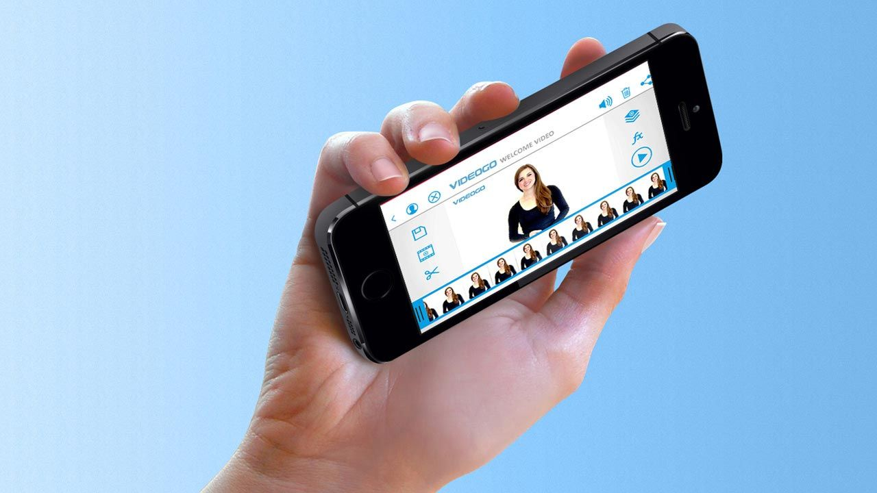 What is the best app for making videos from videogo technology