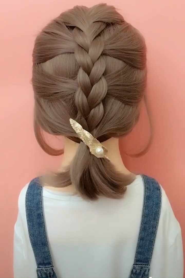 Elegant Hairstyle -   11 hair Updos everyday ideas