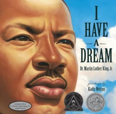 "An illustrated edition of Martin Luther King's famous ""I have a dream"" speech."