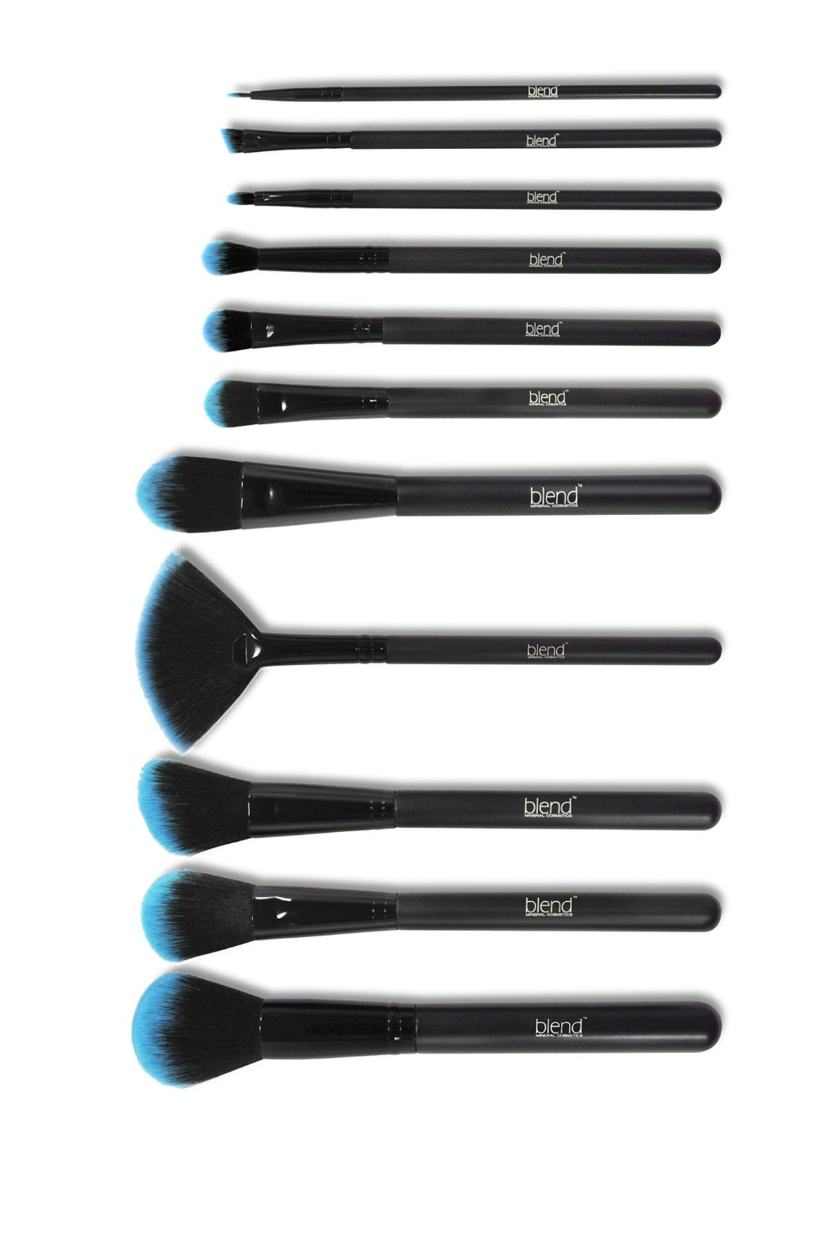 Idea - Paint Makeup Brush | Pinner said: Deluxe Brush Set ...