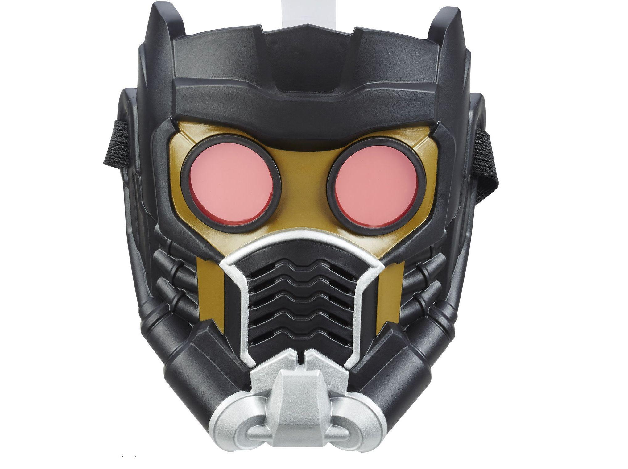 Star lord robotic mask