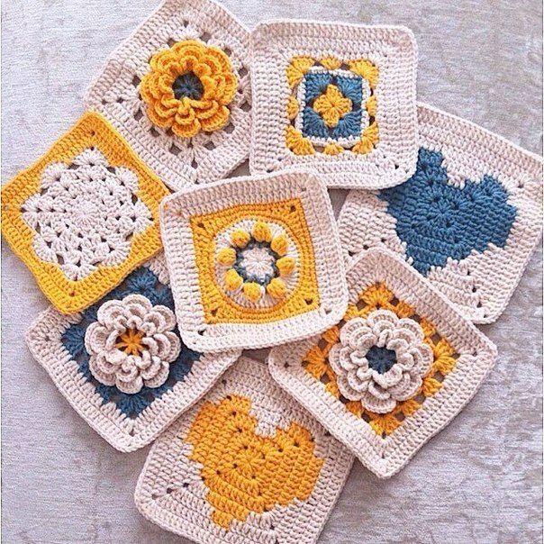 Новости   Muestras de crochet   Pinterest   Muestras de crochet ...