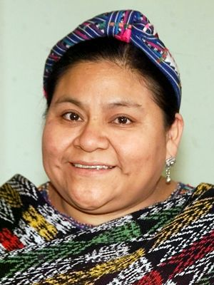 Rigoberta Menchú Age: 54 Roots: Guatemalan How She Changed the World: She is an activist who has dedicated her life to helping the world recognize the plight of Guatemala's indigenous peoples during and after the Guatemalan Civil War. She has promoted indigenous rights in the country, ran for President of Guatemala in 2007 and 2011 and even received the Nobel Peace Prize in 2991 and the Price of Asturias Award in 1998. Her fight for the people of Guatemala has forever inspired recognition of