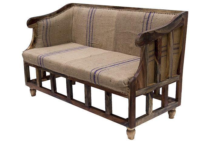 Imágenes de los sofá Imix de Francisco Segarra.