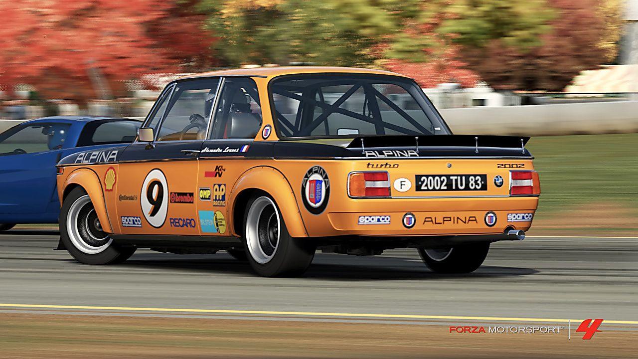 BMW turbo bmw 2002 : BMW 2002 GR2   Gruppe 2 fender flares - '02 General Discussion ...