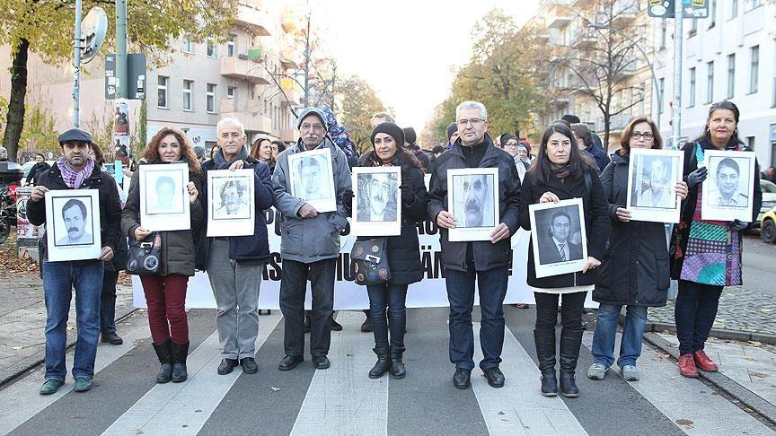 Almanya'da ırkcılığa karşı protesto düzenlendi