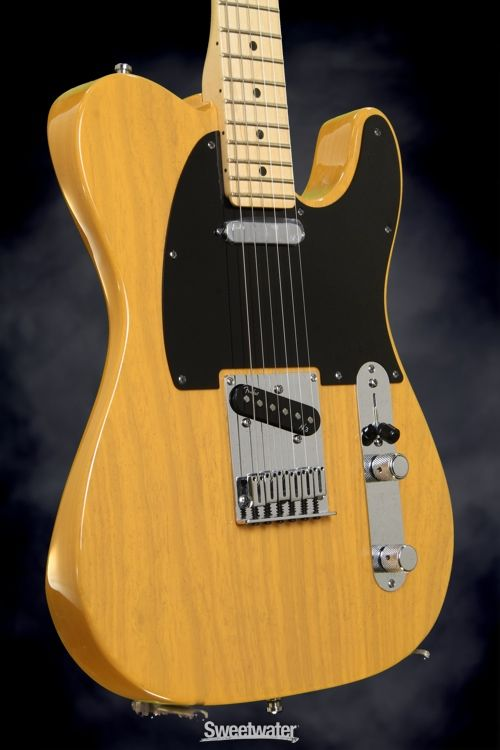 Fender American Deluxe Ash Telecaster Butterscotch Blonde Fender American Deluxe Telecaster Telecaster Deluxe