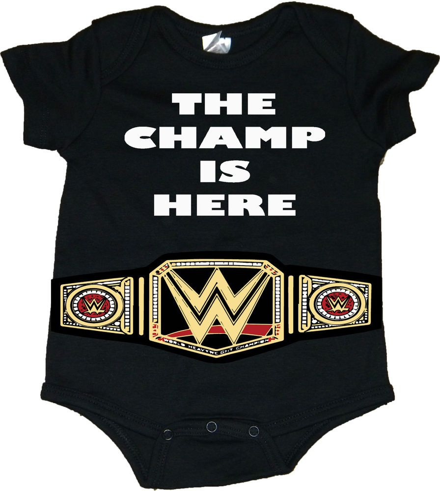 "Hulk Hogan /""Hulkamania/"" Baby Creeper"