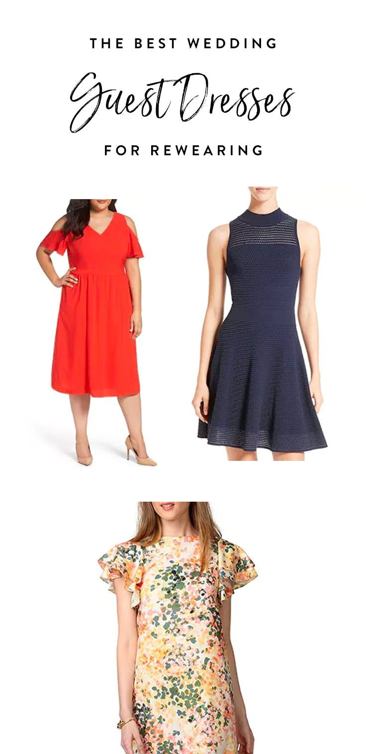Dresses to wear to a fall wedding for a guest  The Wedding Guest Dresses Youull Wear Over and Over Again  Wedding