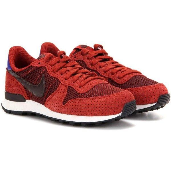 zapatillas nike rojas niña