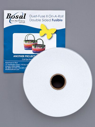 1 1//2 Fusible Batting Tape 2 pack