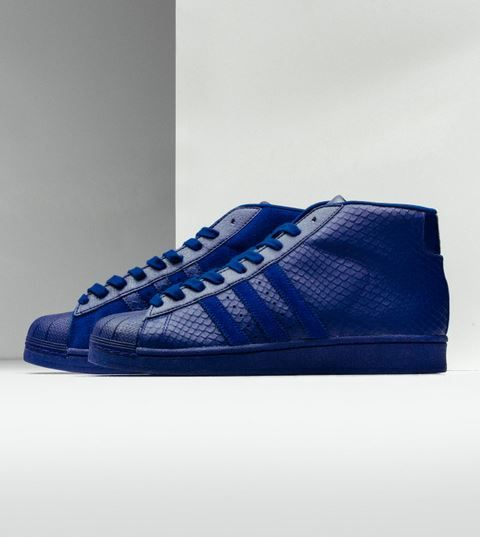 Adidas Pro Model- Oxford Blue/Oxford Blue/Oxford Blue originals