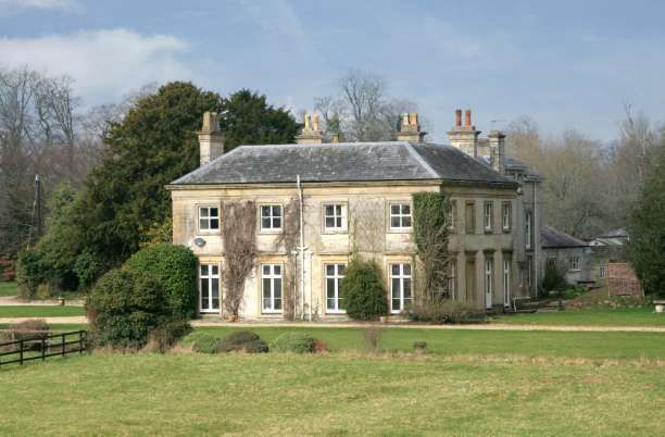 The House Sparkford Hall Wedding Venue In Near Yeovil Somerset