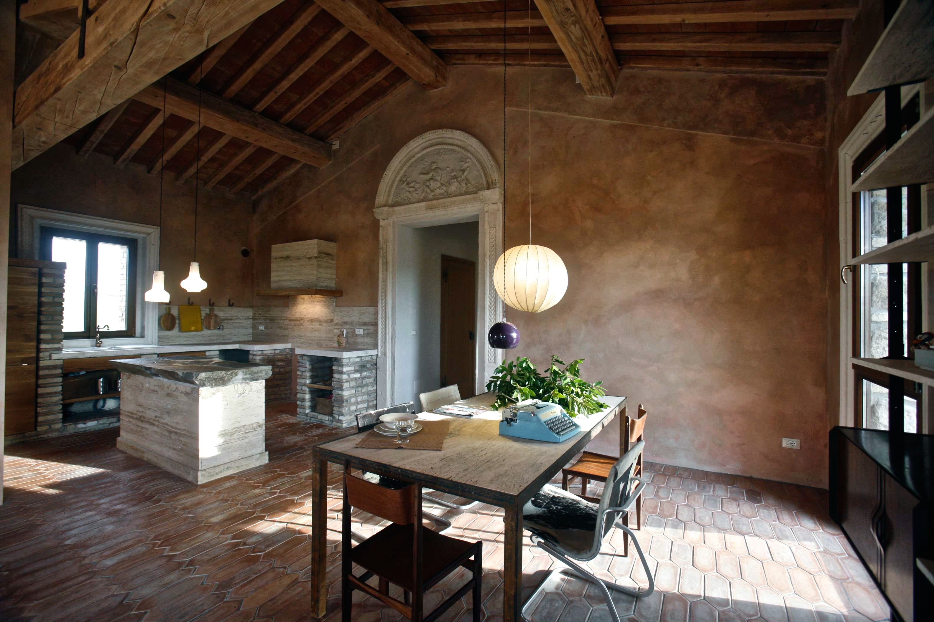 A Superb Vintage Style Italy Modernist Holiday Rental Apartment Mid Entry Modern Tuscany Forever