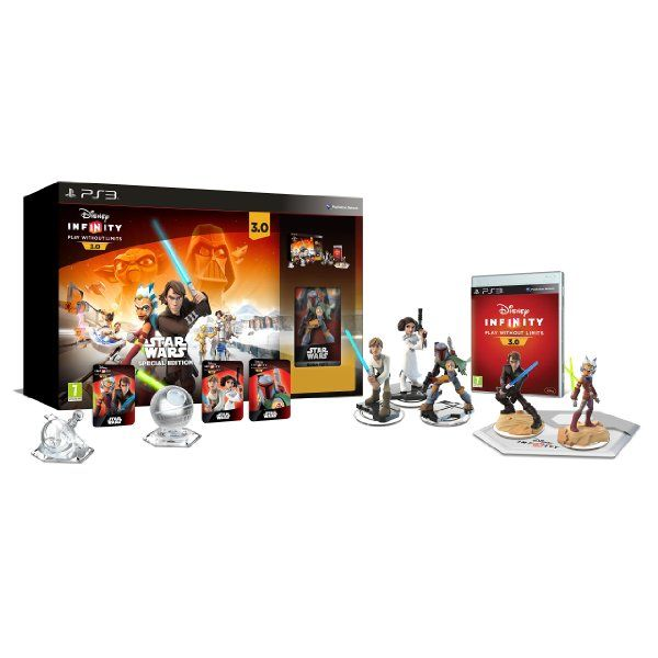 Was 99 99 Now 64 99 Save 35 Off Disney Infinity 3 0 Play Without Limits Special Edition Ps3 5sta Disney Infinity Star Wars Disney Infinity Star Wars