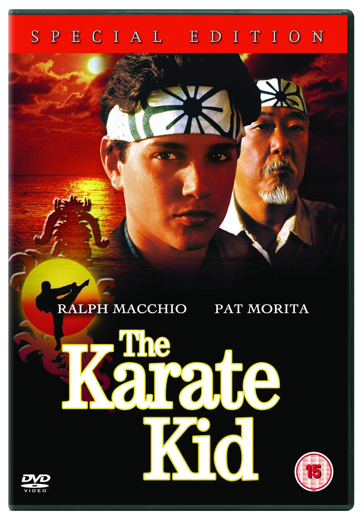 The Karate Kid Karate Kid Movie Kids Movie Poster Kid Movies