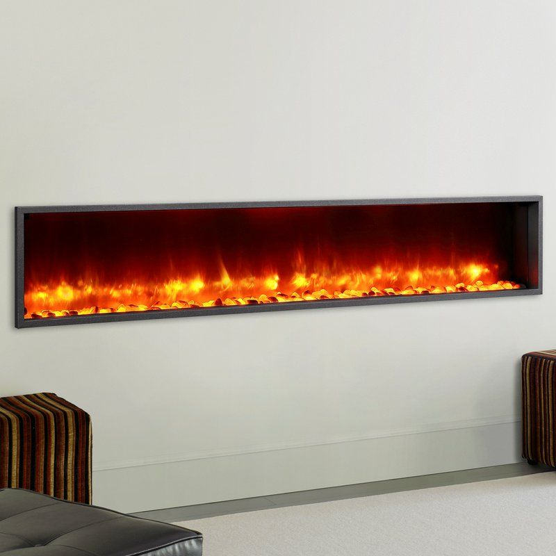 Led Wall Mounted Electric Fireplace Electric Fireplace Wall