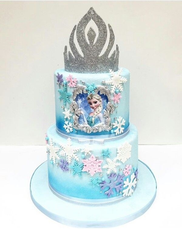 Pin By Dezz ♡ On Frozen Birthday Party In 2019 Frozen