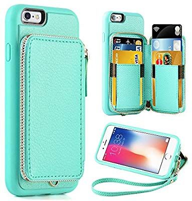 premium selection 29700 e8a35 Amazon.com: ZVE Case for Apple iPhone 6s and iPhone 6, 4.7 inch ...
