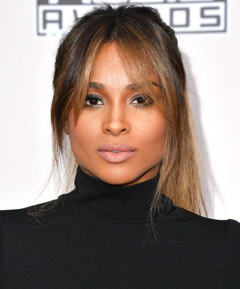 Mid 2000s Side Swept Bangs Are Back And Better Than Ever Hairstyles With Bangs Ciara Hair Curly Hair Styles