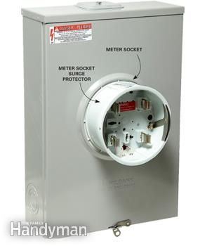 Power Surge Protect All Your Electronics Electrical Panel Electronic Circuit Board Electrical Projects