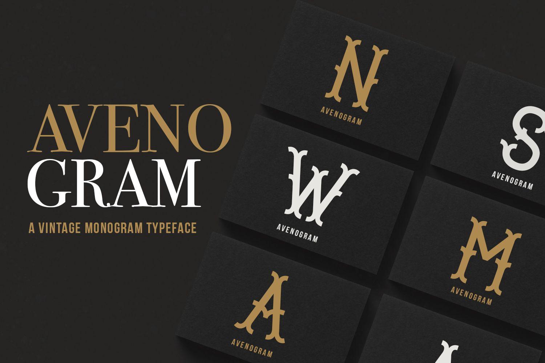 Download Avenogram | Font packs, Free fonts download, Premium fonts