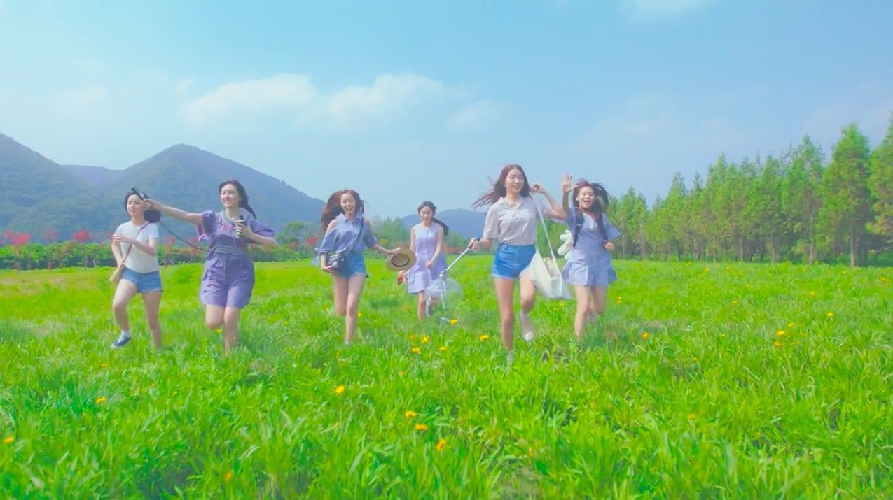 "GFRIEND's ""Love Whisper"" MV Gains Amazing Views In First 24 Hours"
