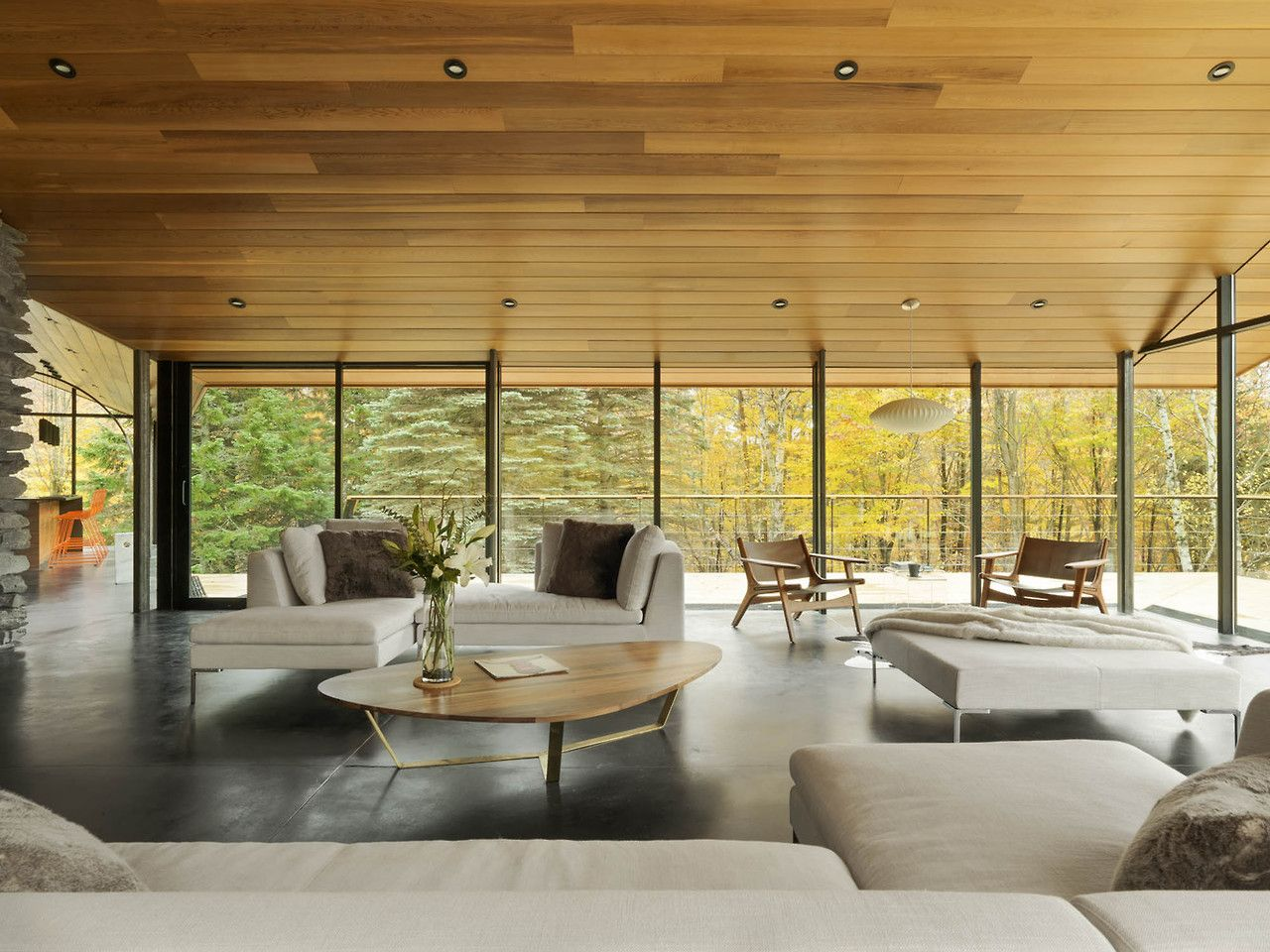 Elegant Pictures Of Glass Houses