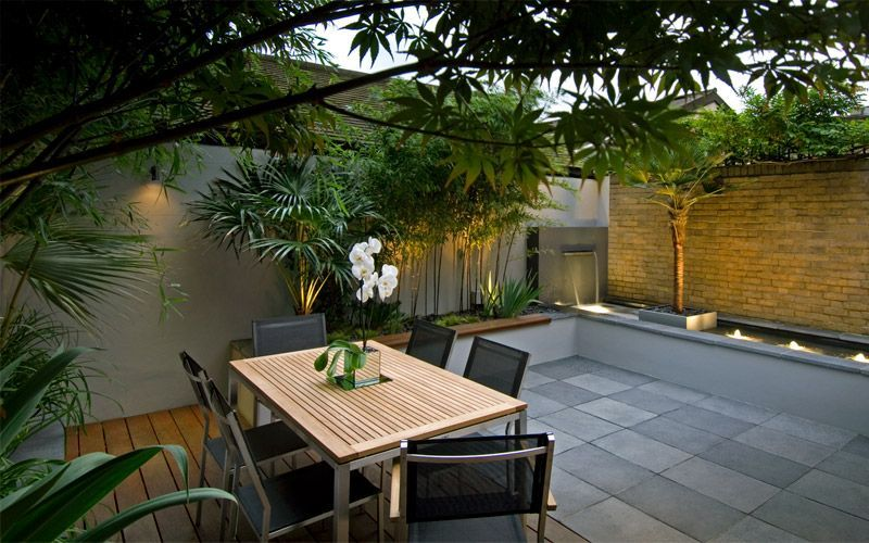 before #after #modern #gardens #roof #terraces #London by - faire une terrasse pas cher