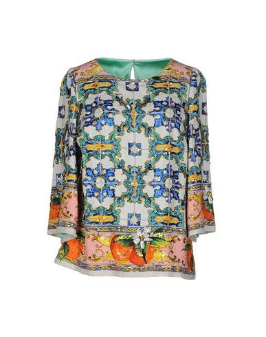 DOLCE & GABBANA Blouse. #dolcegabbana #cloth #dress #top #skirt #pant #coat #jacket #jecket #beachwear #